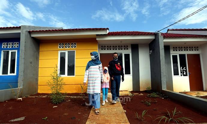 Penampakan Rumah Subsidi BTN