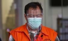 Irgan Mahfiz Cs Jalani Sidang Virtual Suap DAK Labuhanbatu Utara - JPNN.com