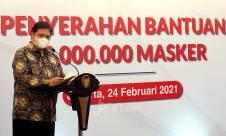 Ada Bantuan 35 Juta Masker dari Pemerintah untuk Masyarakat Lewat TNI-Polri - JPNN.com
