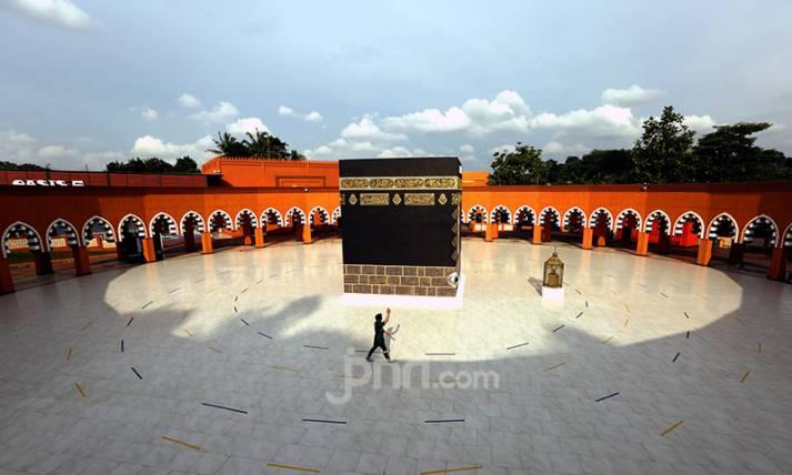 Tempat Manasik Haji & Umrah Berprotokol Kesehatan - JPNN.com