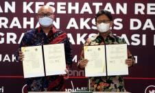 Kemenkes dan KPU Teken MoU Akses Data Pemilih untuk Vaksinasi - JPNN.com