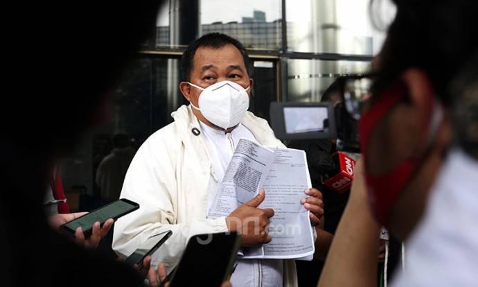 Boyamin Maki Laporkan Dugaan Penyimpangan Pajak ke KPK