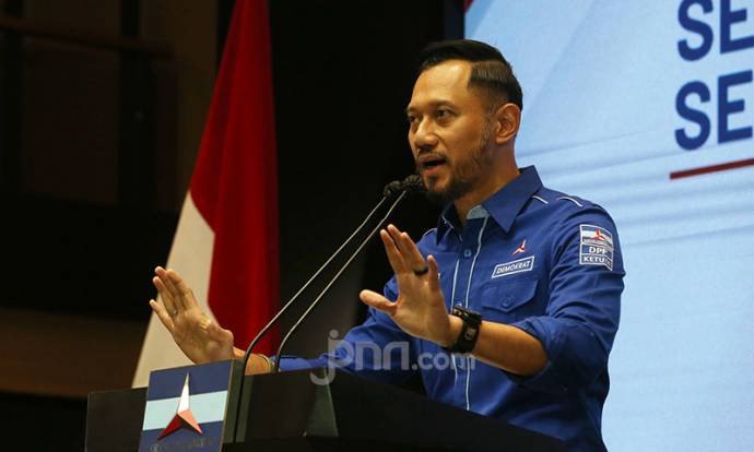 AHY Tanggapi Hasil KLB Partai Demokrat di Sumut