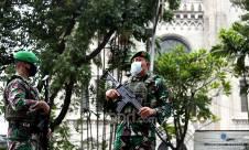 TNI-Polri Amankan Rangkaian Perayaan Hari Paskah - JPNN.com