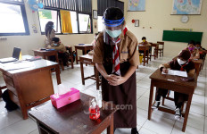 Jumlah Sekolah Memenuhi Daftar Periksa PTM Terbatas Terus Bertambah - JPNN.com