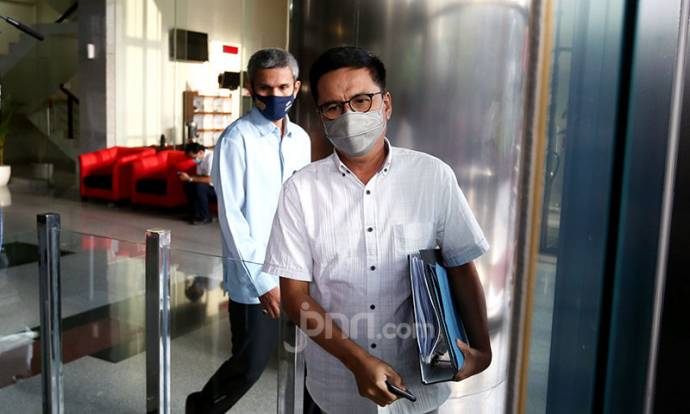 KPK Garap Tersangka Korupsi Program Rumah DP 0 Rupiah