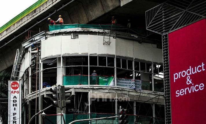 Pembangunan Skybridge CSW Ditargetkan Rampung Bulan Mei - JPNN.com