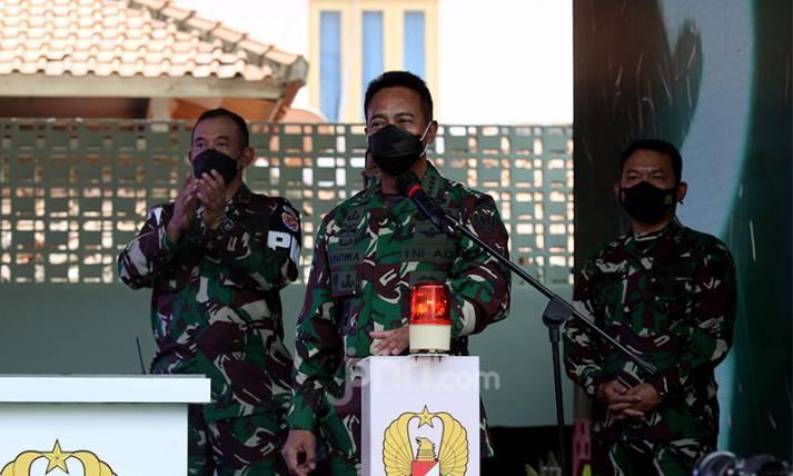KASAD Resmikan Smart Instalasi Tahanan Militer Pertama - JPNN.com