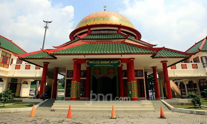 Masjid Bercorak Tionghoa Persembahan Jusuf Hamka - JPNN.com