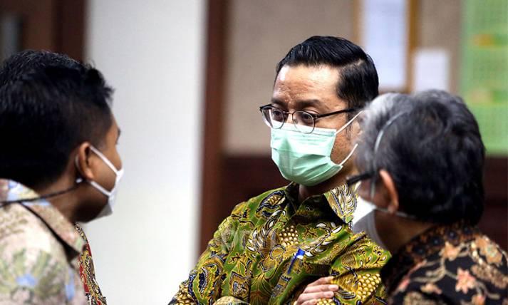 Mantan Mensos Juliari Batubara Jadi Terdakwa Penerima Suap Bansos - JPNN.com