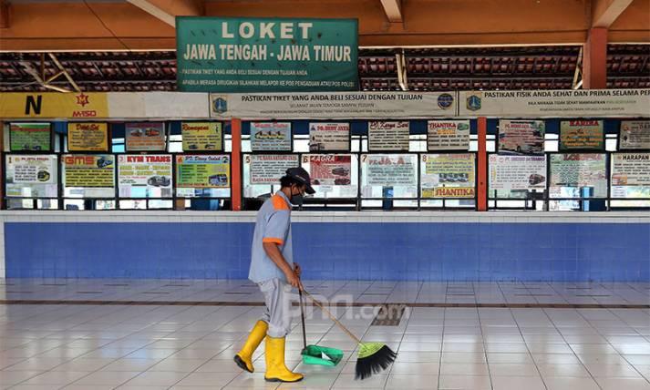 Terminal Kampung Rambutan Ditutup Selama Larangan Mudik Lebaran - JPNN.com