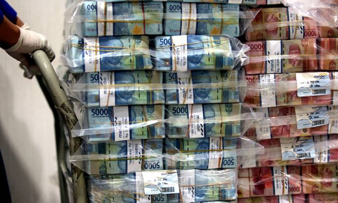 Sambut Idulfitri, Bank Mandiri Siapkan Uang Tunai Rp 20,8 Triliun