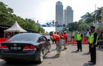 Tutup Sehari, Taman Impian Jaya Ancol Lakukan Penyemprotan Disinfektan - JPNN.com