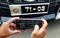 Lihat, Inilah Pelat Nomor Khusus Kendaraan Anggota DPR RI - JPNN.com