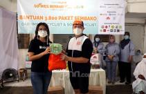 Gowes Berbagi Kebaikan Blibli.com dan Foodcycle Indonesia - JPNN.com