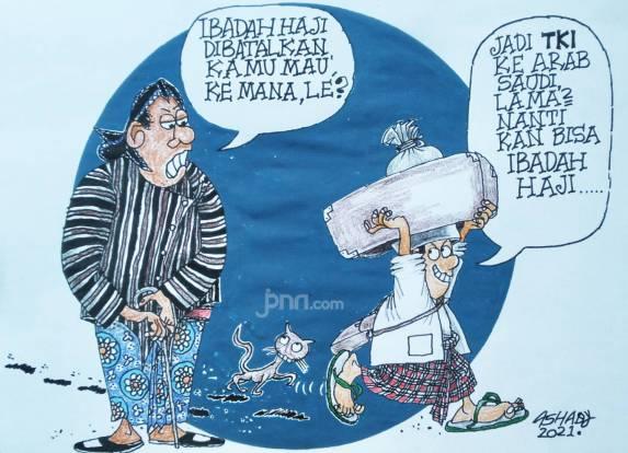 Batal Berangkat Haji