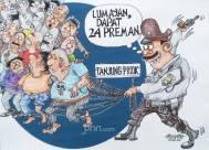 Panen Preman - JPNN.com