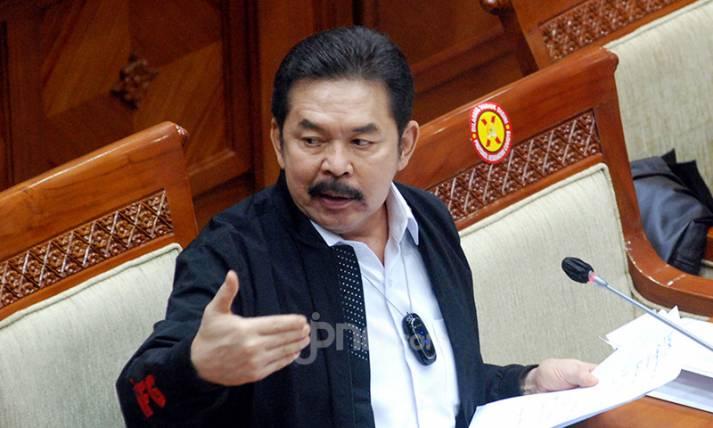 Foto: Jaksa Agung ST Burhanuddin di Komisi III DPR - JPNN.com