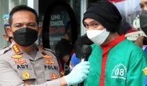 Berita Foto: Polres Metro Jakarta Barat Merilis Kasus Anji
