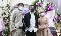 Konferensi Pers Persiapan Pernikahan Rizky Billar dan Lesti Kejora